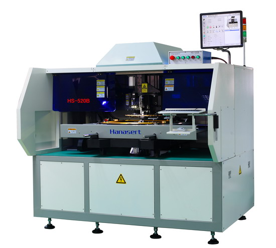 Radial inserting machine HS-520B Products - Hexi ...